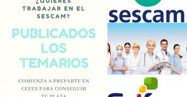 ¿QUIERES TRABAJAR EN EL SESCAM_