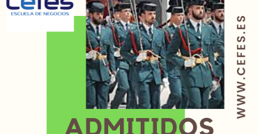 LISTAS DEFINITIVAS GUARDIA CIVIL
